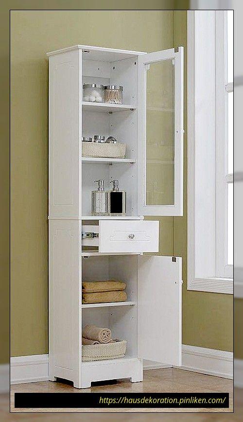 20 Badezimmer Schrank Ideen Fur Kleine Badezimmer Umgestalten 20