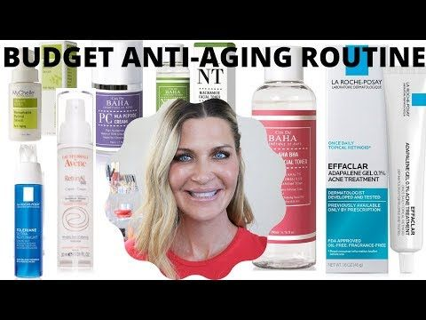 100 Budget Friendly Am Pm Skincare Routine For Anti Aging Friday Q A Youtube Skin Care Routine Skin Care Dry Skin Care