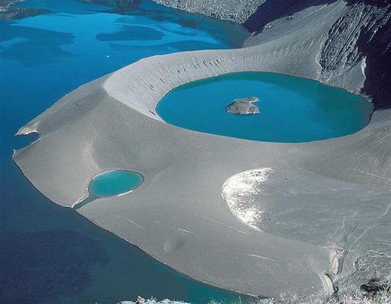 Volcán Cerro Azul, Isla Isabela, Galapagos
