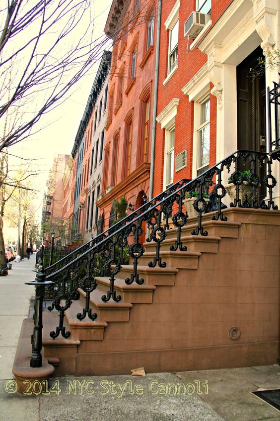 NYC, Style and a little Cannoli: A Trip to Chelsea's Historic District