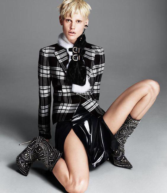 Versace F/W 2013-14