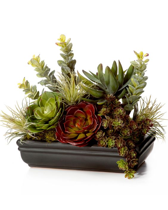 Cheap Artificial Succulents Unique Succulent Planter