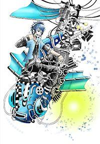 Title:blue
