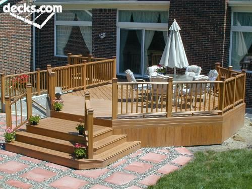 How to build box steps for deck outside pinterest for Box steps deck