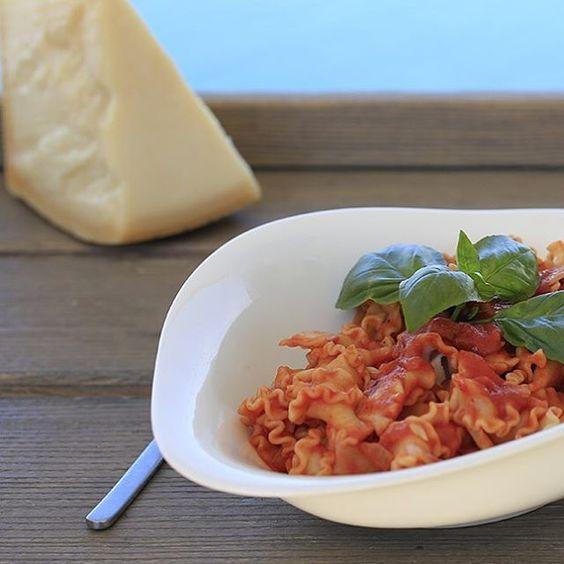 Vapiano : pâtes ALL'ARABIATA Sauce tomate épicée faite maison et oignons.