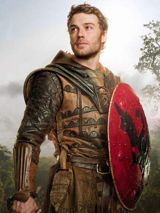 Camelot - Peter Mooney as Kay