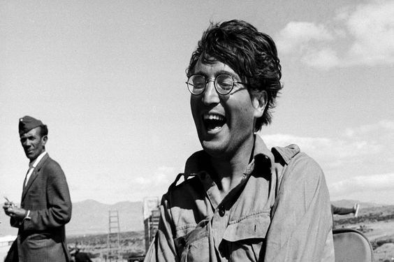 Get bat: John Lennon photographed playing CRICKET in never before seen pictures