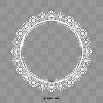 Round White Lace Border 03 White Round Lace Png Transparent Clipart Image And Psd File For Free Download In 2021 Clip Art Borders Lace Painting Pink Posters
