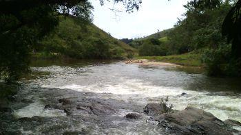 Cachoeira Espraiada- Baependi MG. :: Escritor Leandro Campos Alves