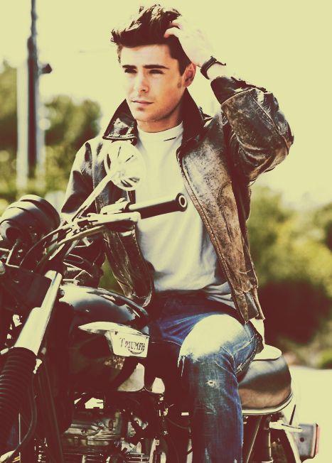 Zach Efron.
