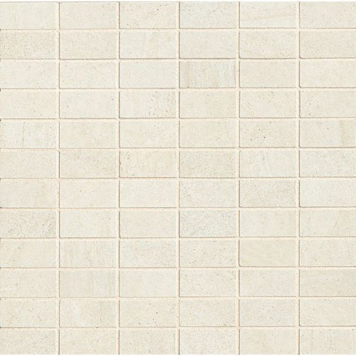 Purestone 1 X 2 Floor Wall Mosaic In Bianco Decorative Tile Mosaic Patterns Mosaic
