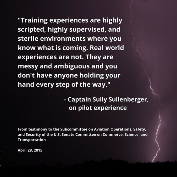 Sully Quotes Sully Sullenberger Captsully  Twitter  Charlie Golf  Pinterest