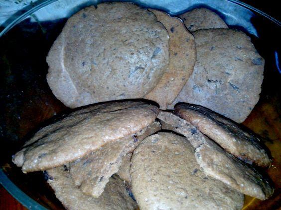 cookies moelleu au chocolat