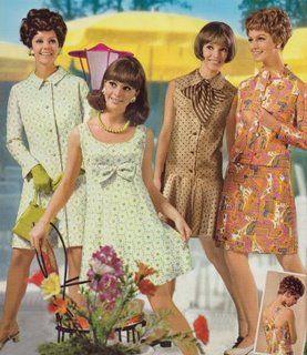 Historia de la moda Décadas 60/70/80/90/00/