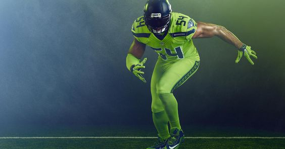 The Seahawks introduced a new alternate uniform on Tuesday that they will wear…