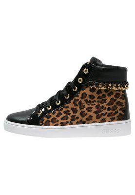 GLORIA - Sneaker high - beige