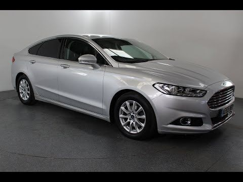 Ford Mondeo 1 5 Tdci Econtenic Titanium Air Conditioning Alloy Wheels Bluetooth Cruise Control Db Half Ford Mondeo Reverse Parking Alloy Wheel