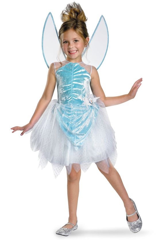 Tinkerbell's sister...periwinkle costume   Holidays ...