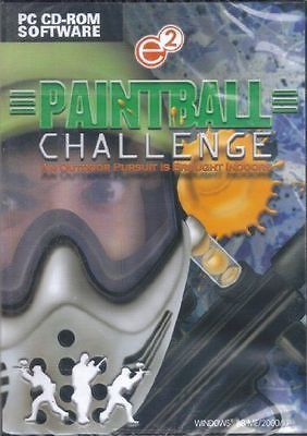 #Paintball #challenge - pc-cd rom for #windows 98/me/nt/2000/xp,  View more on the LINK: http://www.zeppy.io/product/gb/2/112064408638/