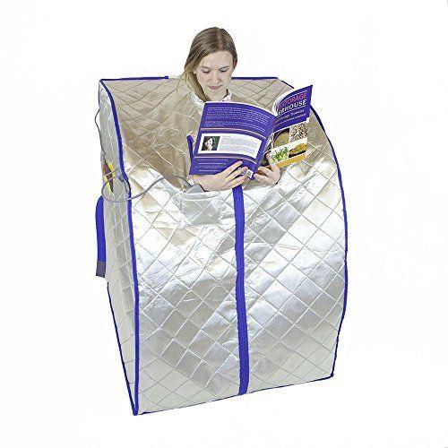 FIR Real Portable Far Infrared Sauna