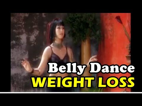 Belly Dance Fitness  For Weight Loss Fast - Beginners