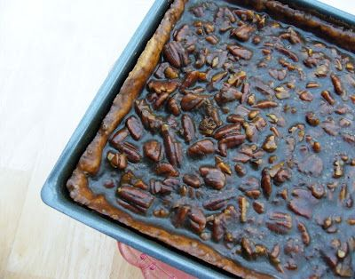 Maple Pecan Sticky Bars | Recipe | Pecans, Bar and Html