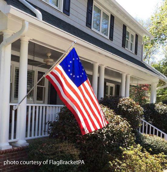 Innovative Banner Flag Brackets Flag Pole Bracket Hanging Flags