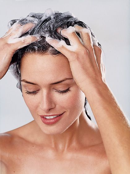 The Top Ten Fixes for Frizzy Hair