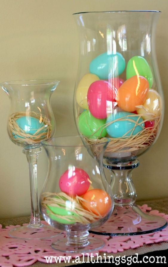 27 Interesting DIY Ideas How To Decorate Your Home For Easter: