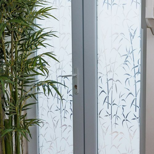decorative windows for bathrooms frosted vinyl for.htm 67 5cm x 1 5m d c fix bamboo static cling vinyl window privacy  d c fix bamboo static cling vinyl