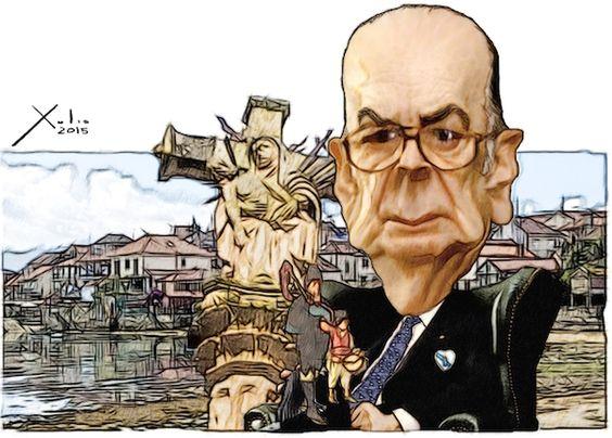 Xulio Formoso: Camilo José Cela
