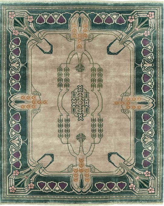The Canterbury Craftsman Rugs Persian Carpet Style Carpet