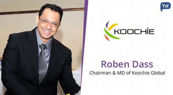 Interview with Roben Dass, MD of Koochie Global - Read about the startup that manufactures world class outdoor playground & outdoor fitness equipment, specialized safety flooring tiles & amusement park equipment.