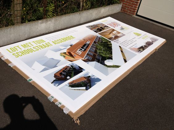Schuim-PVC-platen van 4,5 vierkante meter geven uw vastgoedplannen swung...