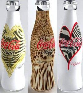 Roberto Cavalli- 2008 #coke #cocacola #soda
