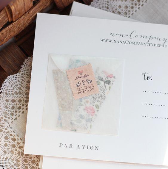 glassine envelopes - Google Search