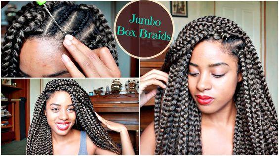 How To Do Crochet Braids Black Hair Spot