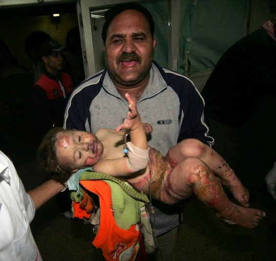 Israel Crimes Against Humanity