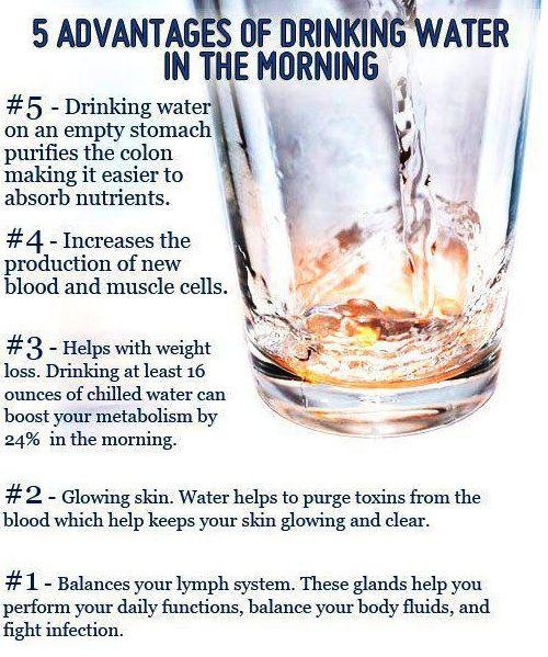 Water is my favorite drink