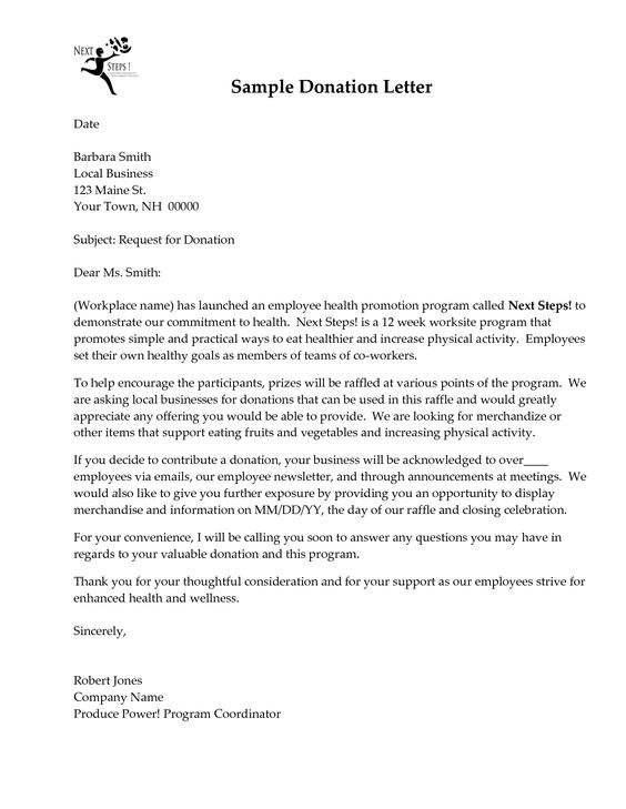 donations christmas donation request letter and business formal - celebration letter