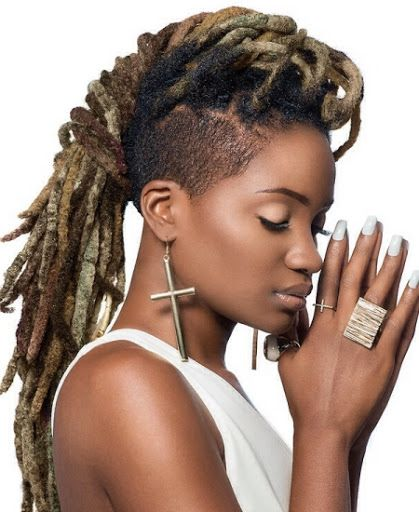 Dreadlocks hairstyles for women 2015 trends | Black ...