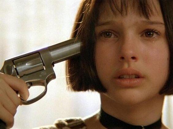 ผลการค้นหารูปภาพสำหรับ Natalie Portman leon