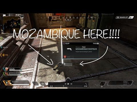 Dibs Mozambique Shotgun Know Your Meme