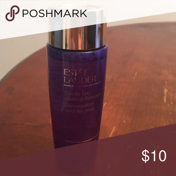 Estée Lauder make up remover Estée Lauder gentle eye makeup remover 3.4fl oz.; brand new without tags Estee Lauder Makeup
