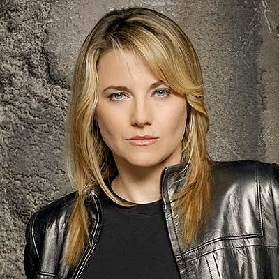Lucy Lawless (played Xena on Xena Warrior Princess)