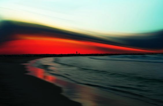 Beautiful Painterly Pictures by Josh Adamski