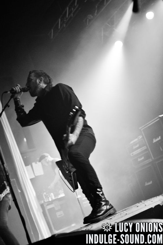 The Wildhearts @ Wulfrun Hall, Wolverhampton - 8th April 2014 #ginger #gingerwildheart #wulfrunhall #wulfrunhallwolverhampton #livemusicphotography #gigphotography #indulgesound