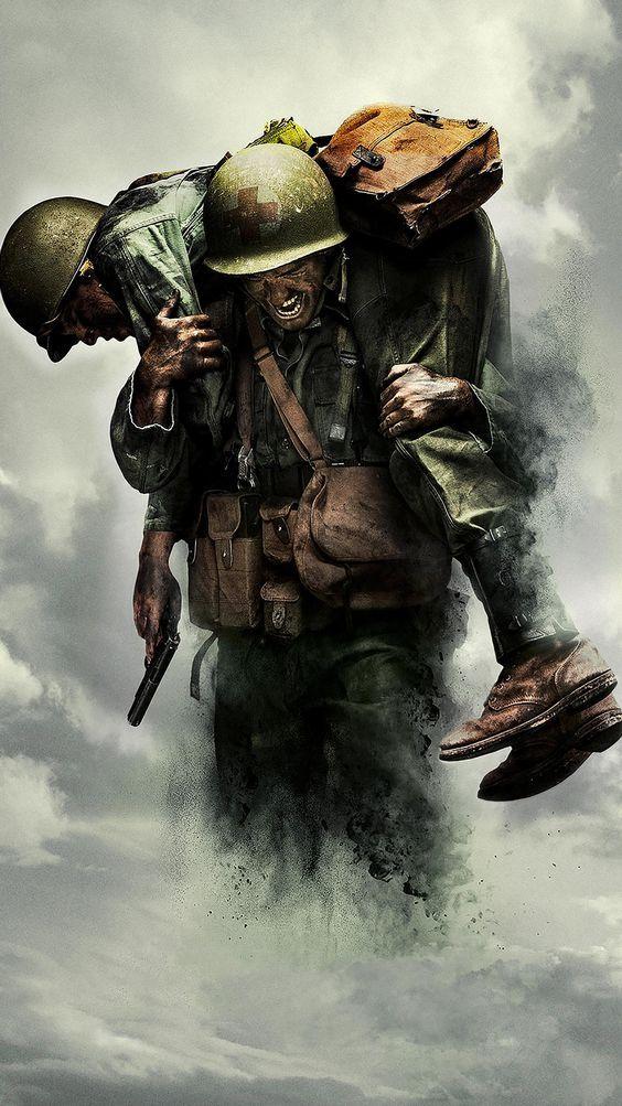 103 Hacksaw Ridge 6 10 Hasta El Ultimo Hombre Tatuaje De Soldado Arte Militar