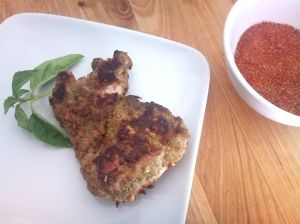 Cajun Spice Rub (for meat, fish and poultry)