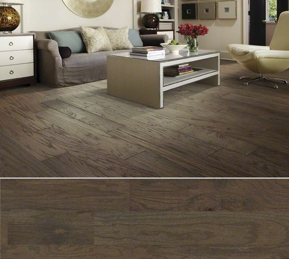 Shaw Epic Hardwood In Style American Restoration Color Reclaimed